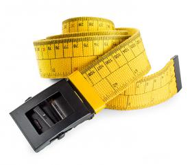 Measuring belt
