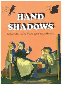 Hand shadows Book
