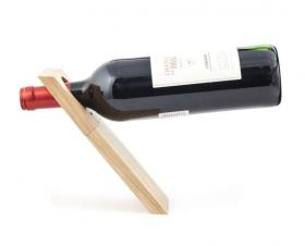 Illusion wine holder