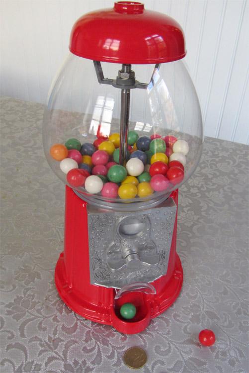 distributeur de chewing gums jeux peluches le dindon. Black Bedroom Furniture Sets. Home Design Ideas