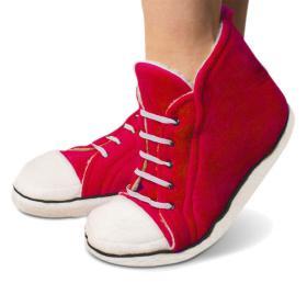 Pantoufles Converse (taille 42-43)