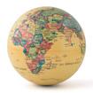 Globe rotatif