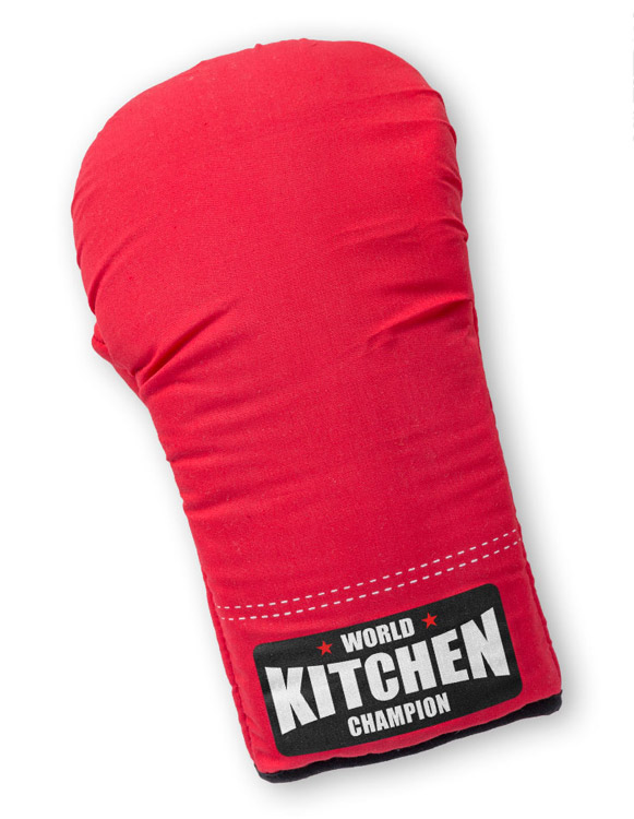 Oven Boxing Mitt Kitchen Le Dindon