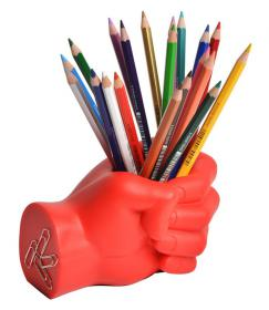 Pen fist