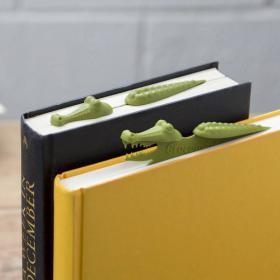 Crocodile Bookmark Crocomark