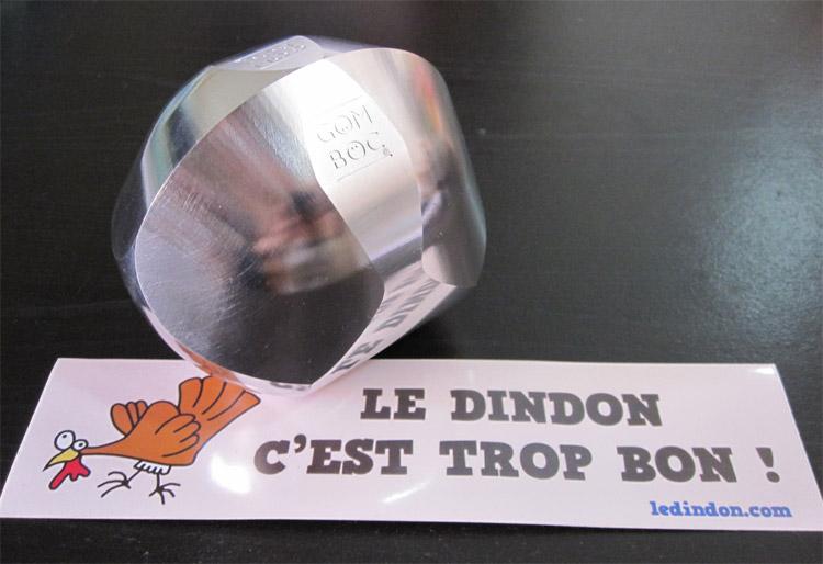 Ledindon Com gömböc aluminium   science & nature   le dindon
