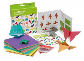 Origami animé