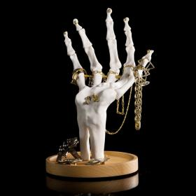 Porte-bijoux Squelette