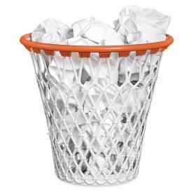 Basketball Paper Bin