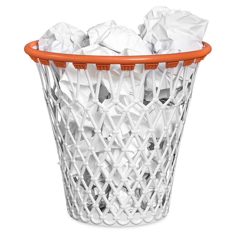corbeille panier de basket design le dindon. Black Bedroom Furniture Sets. Home Design Ideas
