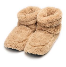 Chaussons bouillotte (bottes sable)
