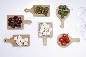 6 Mini Cutting Boards