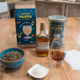 Make you own Pastis Kit