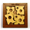 "Puzzle ""4 Cheeses"""