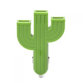 Cactus Multi USB Car Charger