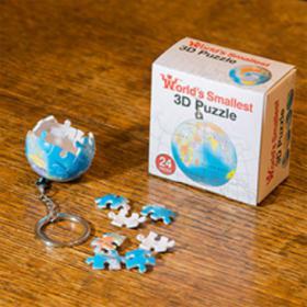 Micro puzzle 3D
