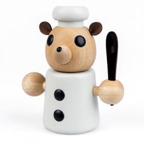 Bear Pepper Mill