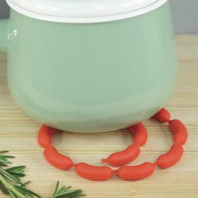 Dessous de plat Saucisses