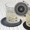 Illusion Coasters (x4)
