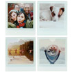 Customizable Polaroid Coasters