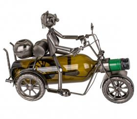 Porte-bouteille Moto