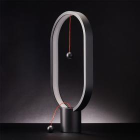 Lampe magnétique (grand modèle, noire)