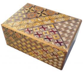 Boîte à secret japonaise (10 mouvements)