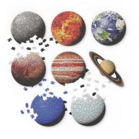 8 Planet Puzzles