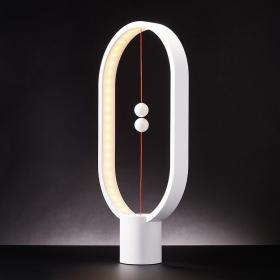Lampe magnétique (grand modèle, blanche)