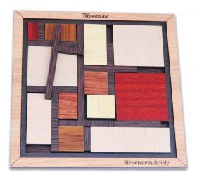 Puzzle Mondrian
